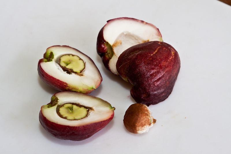 Гавайские овощи/фрукты ч.1 Mountain Apple